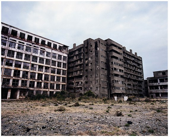 Sebastien Tixier photo Hashima (Gunkanjima) #2
