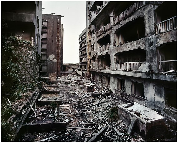 Sebastien Tixier photo Hashima (Gunkanjima) #17