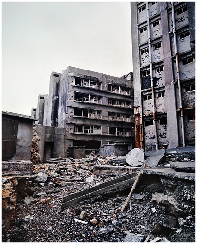Sebastien Tixier photo Hashima (Gunkanjima) #5