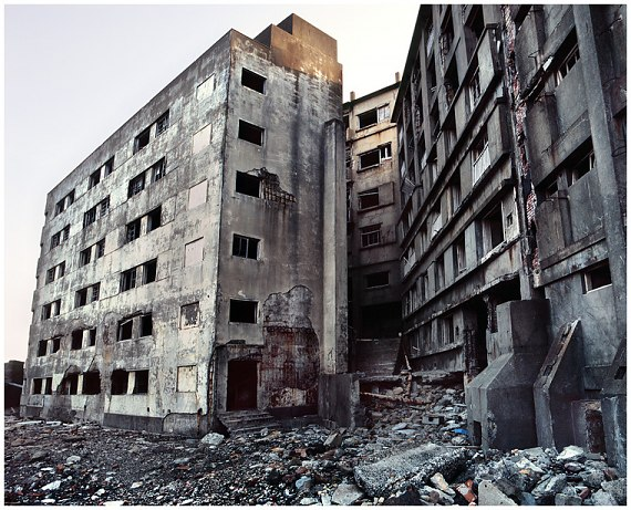 Sebastien Tixier photo Hashima (Gunkanjima) #8