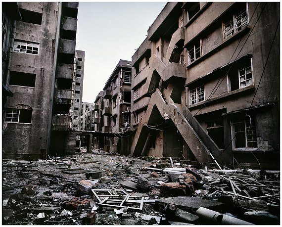Sebastien Tixier photo Hashima (Gunkanjima) #3