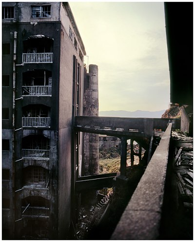 Sebastien Tixier photo Hashima (Gunkanjima) #11