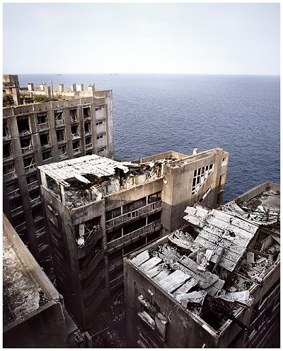 Sebastien Tixier photo Hashima (Gunkanjima) #4