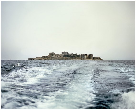 Sebastien Tixier photo Hashima (Gunkanjima) #1