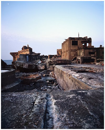 Sebastien Tixier photo Hashima (Gunkanjima) #10