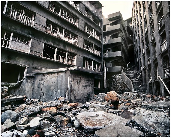 Sebastien Tixier photo Hashima (Gunkanjima) #13