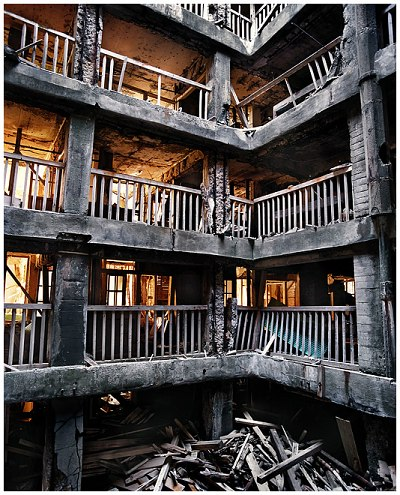 Sebastien Tixier photo Hashima (Gunkanjima) #7