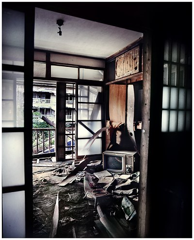 Sebastien Tixier photo Hashima (Gunkanjima) #6